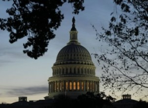 United States Congress wires Capitol Building with explosives; will go off if debt deal not reached in 24 hours