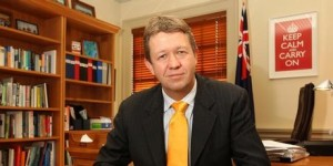 David Cunliffe is just making some phone calls, and isn't sure why everyone is so worked up about it