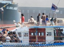 """A group of desperate Sri Lankan asylum seekers has described the town of Geraldton as """"even worse"""" than where they came from"""