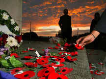 No one attends dawn service