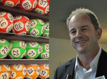 """Mr. Shearer says he """"only just remembered"""" he had the winning ticket"""