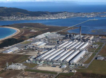 The government hopes that the allure of a delicious chocolate treat will persuade Rio Tinto to keep its Tiwai aluminium smelter operational for years to come