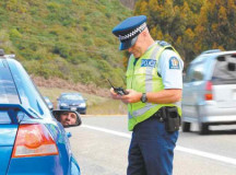 Scenes like these are set to become a thing of the past as police cease all speed monitoring operations for the remainder of 2013