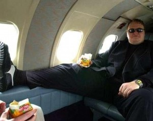 The channel's flagship programme, KimAir, will feature Kim Dotcom doing outrageous things you should never do in an airplane.