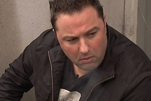 """Duncan Garner smokes synthetic cannabis brand Juicy Puff, which he says has """"absolutely nothing"""" to do with his fear of a global spider caliphate."""