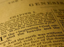 Original copy of Book of Genesis found in hotel drawer