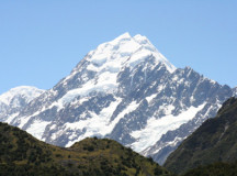 Labour believes New Zealand's tallest mountain could stand to be a whole lot taller.