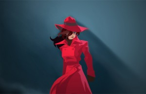 An emotional journey of nearly 30 years has come to an end for those in the U.S. intelligence community, many of whom have been pursuing Carmen Sandiego for most of their careers.