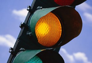 the civilian government to remove all yellow lights