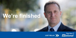 """Key says that National's 2014 election advertising will take a relaxed tone and have a """"fairly straightforward"""" message."""
