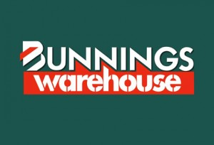 Enthusiastic supporters of Bunnings Warehouse are celebrating today after it easily defeated four pairs of renovators in a TV competition to make the most profit.