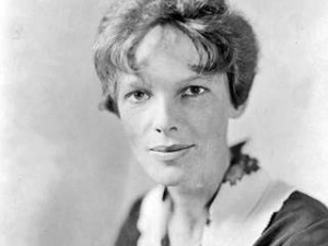 American author, pilot and political icon Amelia Earhart disappeared with her co-pilot Fred Noonan over the Pacific Ocean 77 years ago, but were reportedly found this morning by Malaysian authorities in search of a missing commercial flight.