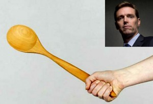 Colin Craig is upbeat in his conversations with media, despite speculation that his party is seeking to replace him with a blunter instrument.