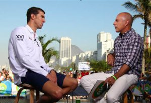 Michael Phelps discusses his retirement – and his decision to bring about the deaths of billions – with NBC's Matt Lauer.