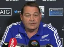 Steve Hansen assures public that All Blacks would 'not normally' have sex