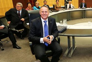 Uh oh! Has John Key given nearly enough thought to hiding his browsing habits from his successors?