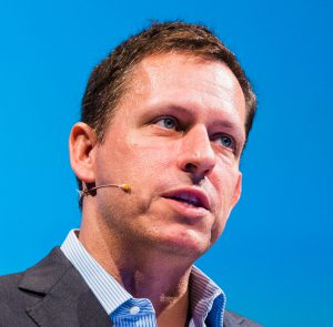 By Peter Thiel