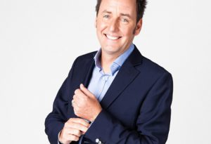New Zealand media will never be the same; Mike Hosking has finally achieved the perfect fold on his sleeves.