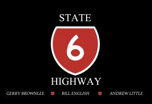 PICTURED: A Poster for National's leaked web ad, State Highway 6.