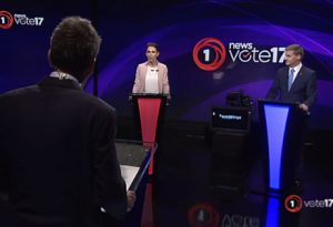 The Civilian breaks down tonight's TVNZ leaders debate starring Mike Hosking.