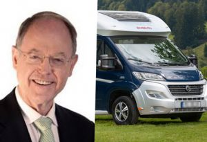 Don Brash is staging a glamping protest at Ihumātao