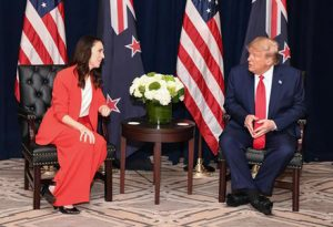 An awkward and at times meandering conversation was the most interest the president has ever shown in political asylum.