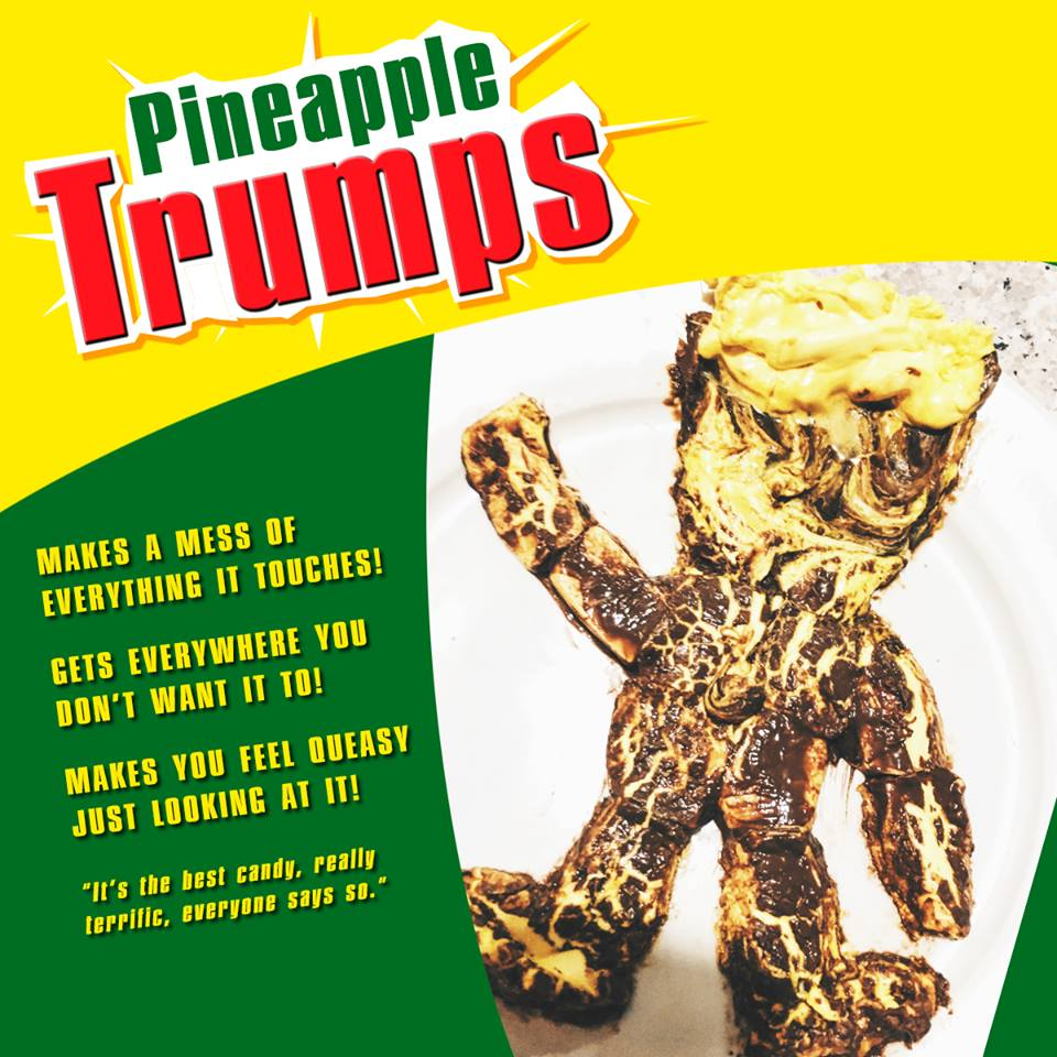 pineappletrumpsad