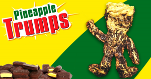 Here's another novelty chocolate to shove in your gob, New Zealand