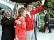Today in History: Reagan returns to White House after assassination attempt, tells Americans 'don't be afraid to get shot'